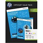 HP 953XL Sampak Original Color Original