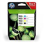 Hp 903XL Value Pack No.903XL Original