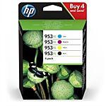 Hp 953 XL Value Pack No.953XL Original