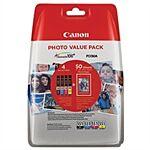 Canon CLI-551 Value Pack CMYPB + Paper Original