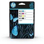 HP No.953 Value Pack (6ZC69AE) Original