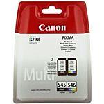 Canon PG-545XL & CL-546XL Multipack + Papir Original