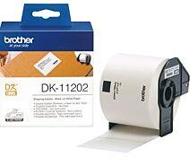 Brother DK11202 Fragt label 62x100mm