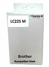 Brother LC225XL Magenta kompatibel