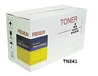 TN241BK Sort Toner Kompatibel