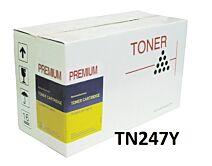 Brother TN247Y Yellow Toner Kompatibel