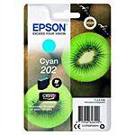 Epson 202 Cyan Blæk Original