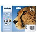 Epson T0715 Multipakke BKCMY Original