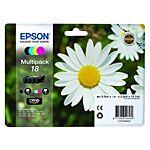 Epson 18 Multipack printerpatroner No.18 Original