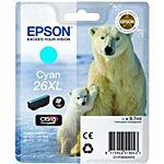 Epson 26XL Cyan Printerpatron Original