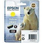 Epson 26XL Yellow Printerpatron Original