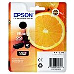 Epson 33XL Sort Printerpatron Original