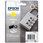 Epson 35 Yellow Printerpatron No.35 Original