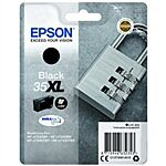 Epson 35XL Sort Printerpatron No.35XL Original