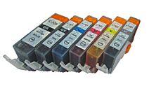 CLI-521Y Yellow printerpatron Kompatibel