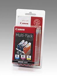 Canon BCI-6 Value Pack C/M/Y Original