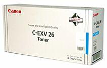 Canon C-EXV26 Cyan Lasertoner 1659B006 Original