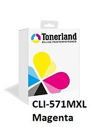 Canon CLI-571 Magenta XL kompatibel