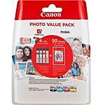 Canon CLI-581XL Multipack BK/C/M/Y Original