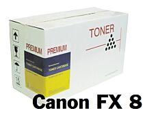 Canon FX8 Sort Lasertoner Kompatibel