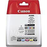 Canon PGI-580/ CLI-581 Multi Pack BK/BK/C/M/Y Original