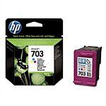 HP No.703 Color Printerpatron CD888AE Original