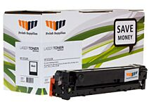 CF210X / 131X Sort Kompatible HP toner