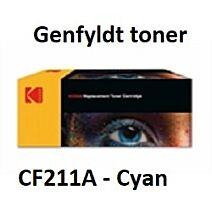 CF211A Cyan Genbrug-Miljøvenligt