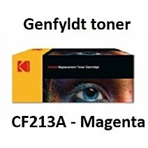 CF213A Magenta Genbrug-Miljøvenligt