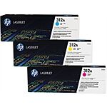 HP CF440AM / 312A CMY Toner Kit Original