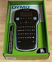 Dymo LabelManager 160 Sort