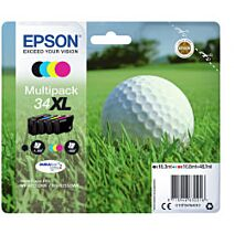 Epson 34XL Multi Pack Original