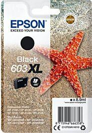 Epson No.603XL Sort Printerpatron Original