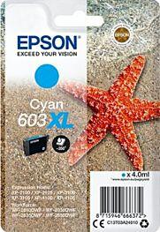 Epson No.603XL Cyan Printerpatron Original