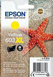 Epson No.603XL Yellow Printerpatron Original