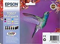 Epson T0807 - Original Epson sampak. Original