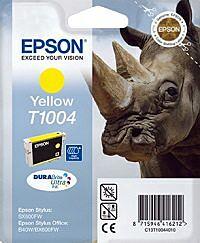 Epson T1004 Gul Blækpatron Original