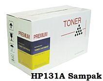 HP 131A CF210A-CF213A Sampak 4 stk. toner