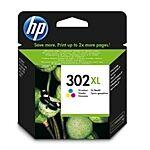 HP 302XL farve blæk CMY F6U67AE Original