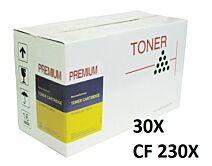 HP 30X CF230X Kompatibel