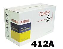 HP CE412A toner 305A Gul kompatibel