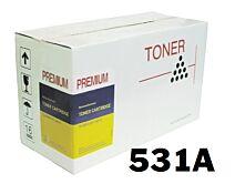 HP 531A Cyan Toner Kompatibel