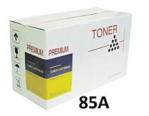 HP 85A Sort Toner CE285A Kompatibel