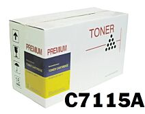 HP 7115A Sort 15A Lasertoner Kompatibel