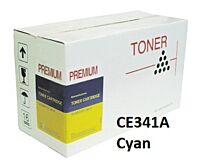 HP CE341A Cyan Kompatibel