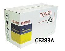HP 83A / CF283A Sort toner Kompatibel