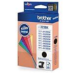 Brother LC223BK Sort Original