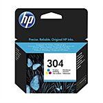 HP 304 Color Farvepatron No.304 Original
