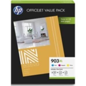 HP 903XL Multipack CMY Original Printerpatron
