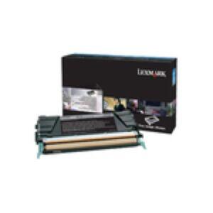 Lexmark 24B6020 Sort Lasertoner Original
